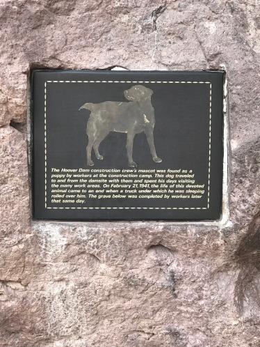 """Buddy's"" Grave Stone"